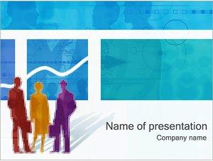 Шаблон презентации PowerPoint: Делопроизводство