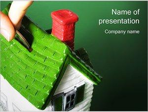 Шаблон презентации PowerPoint: Ипотека
