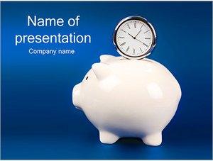Шаблон презентации PowerPoint: Копилка