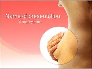Шаблон презентации PowerPoint: Рак молочной железы