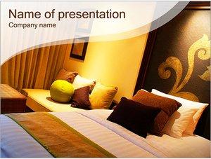 Шаблон презентации PowerPoint: Дизайн комнаты