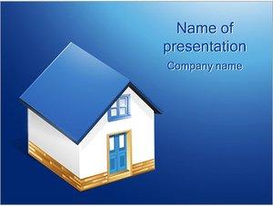 Шаблон презентации PowerPoint: Частный дом