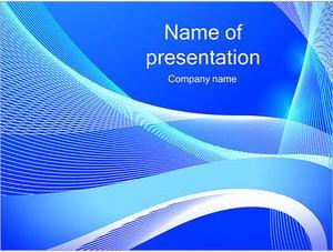 Шаблон презентации PowerPoint: Энергия волн
