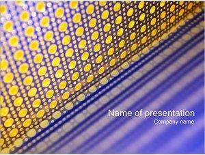 Шаблон презентации PowerPoint: Сетка