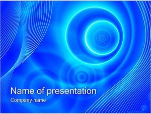 Шаблон презентации PowerPoint: Параллельные вселенные