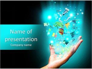 Шаблон презентации PowerPoint: Увлечения и хобби