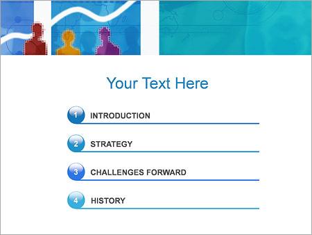 Шаблон для презентации Делопроизводство - Третий слайд