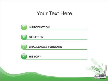 Шаблон для презентации Электронные письма - Третий слайд