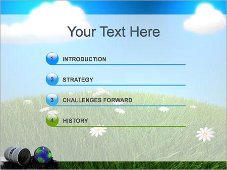 Шаблон для презентации Нефтяное загрязнение - Третий слайд