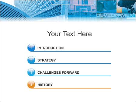 Шаблон для презентации Экономика - Третий слайд