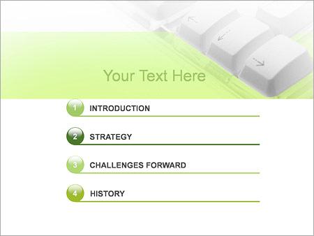 Шаблон для презентации Клавиатура - Третий слайд