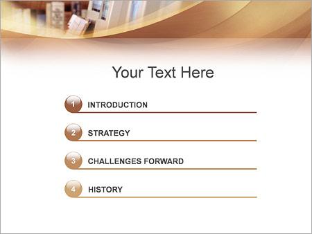 Шаблон для презентации Класс информатики - Третий слайд