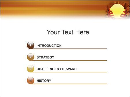 Шаблон для презентации Магия и гадание - Третий слайд