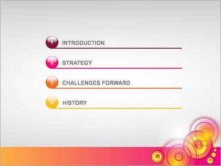 Шаблон для презентации Нарисованное пламя - Третий слайд