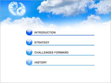 Шаблон для презентации Инь и янь - Третий слайд