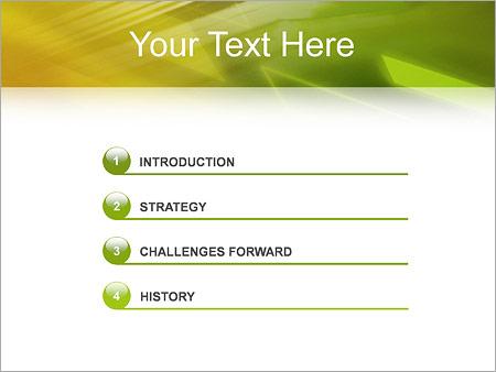 Шаблон для презентации Отчеты - Третий слайд