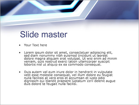 Шаблон PowerPoint Денежный знак доллара и евро - Второй слайд