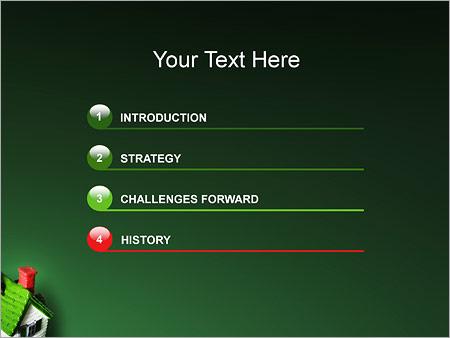 Шаблон для презентации Ипотека - Третий слайд