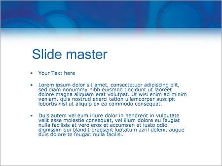 Шаблон PowerPoint Цель - Второй слайд