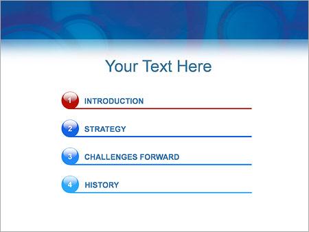 Шаблон для презентации Цель - Третий слайд