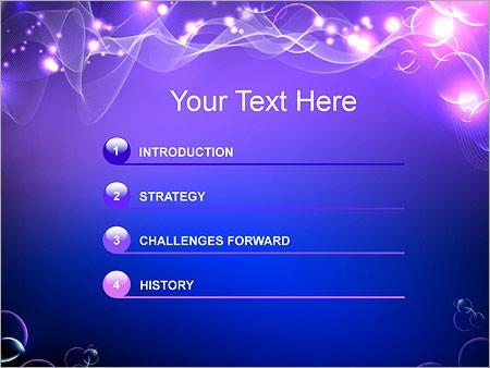 Шаблон для презентации Эквалайзер - Третий слайд