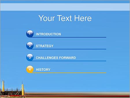 Шаблон для презентации Строительство - Третий слайд
