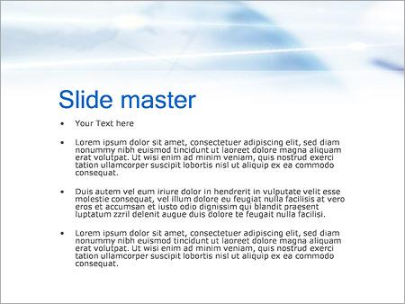 Шаблон PowerPoint Электронные почта - Второй слайд