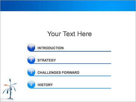 Шаблон для презентации Разъемы USB - Третий слайд