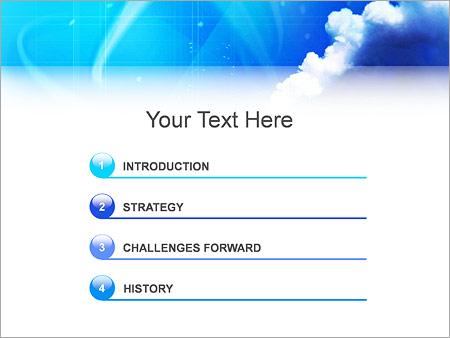 Шаблон для презентации Труба завода - Третий слайд