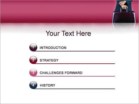 Шаблон для презентации Командировка - Третий слайд