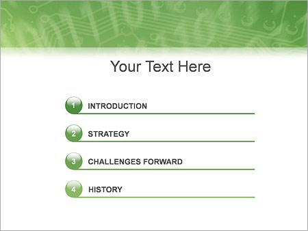 Шаблон для презентации Мобильная связь - Третий слайд