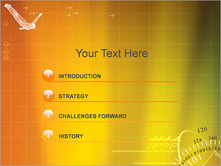 Шаблон для презентации Гироскоп и притяжение - Третий слайд