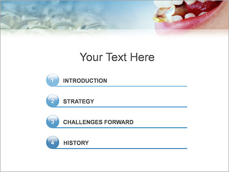 Шаблон для презентации Употребление таблеток - Третий слайд