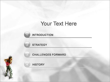 Шаблон для презентации Боль в спине и позвоночнике - Третий слайд
