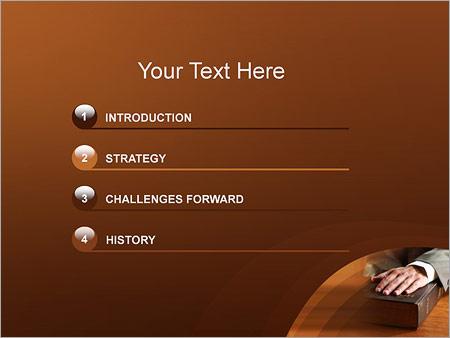 Шаблон для презентации Библия - Третий слайд