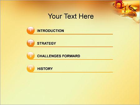 Шаблон для презентации Кредит - Третий слайд