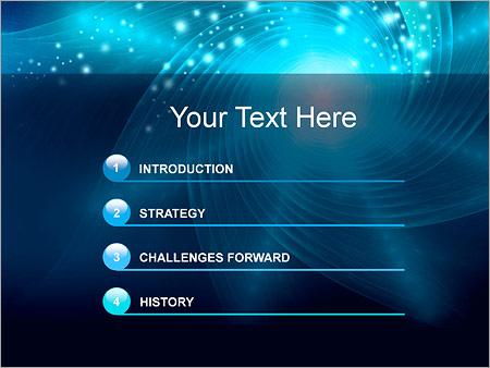 Шаблон для презентации Абстрактная воронка - Третий слайд