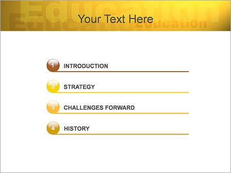 Шаблон для презентации Урок биологии - Третий слайд