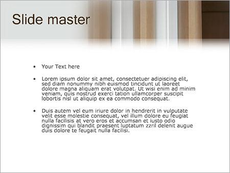 Шаблон PowerPoint Звонок по телефону - Второй слайд
