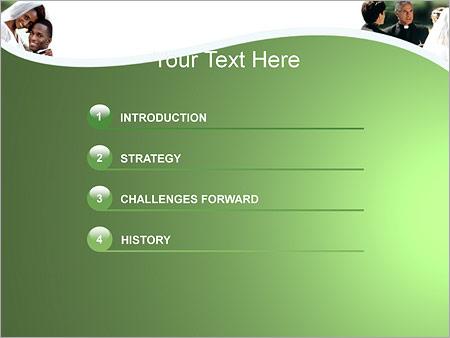 Шаблон для презентации Брак - Третий слайд