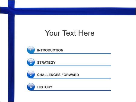 Шаблон для презентации Флаг Финляндии - Третий слайд