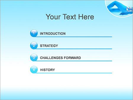 Шаблон для презентации Солярий - Третий слайд