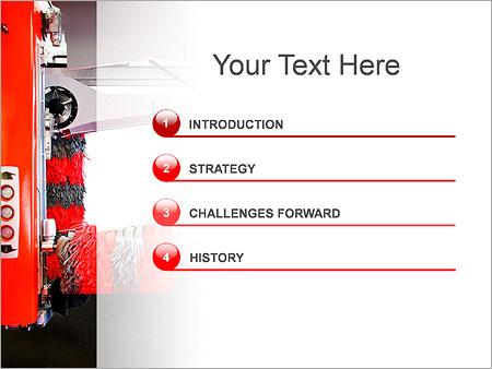 Шаблон для презентации Современная автоматическая автомойка - Третий слайд