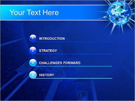 Шаблон для презентации Глобальная сеть интернет - Третий слайд