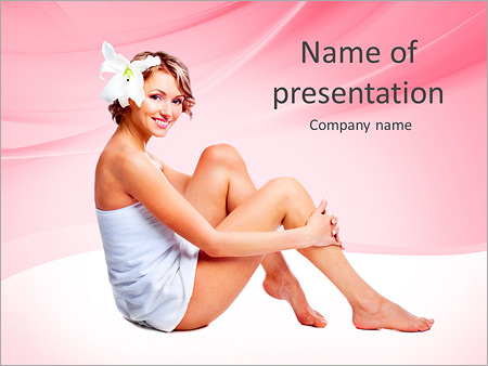 Шаблон презентации SPA процедуры - Титульный слайд