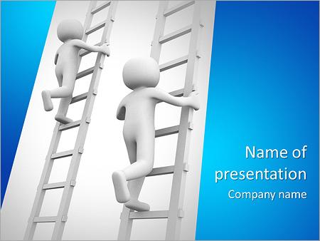 Шаблон презентации Конкуренция и рост - Титульный слайд