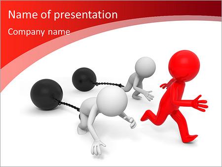 Шаблон презентации Нечестная конкуренция - Титульный слайд