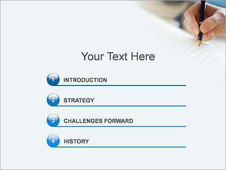 Шаблон для презентации Учет налогов - Третий слайд