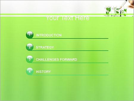 Шаблон для презентации Удобрение растений - Третий слайд